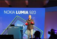 戴着厚厚手套也可以操作Lumia 920