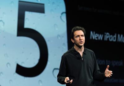 斯科特・福斯托尔此前负责iOS软件开发