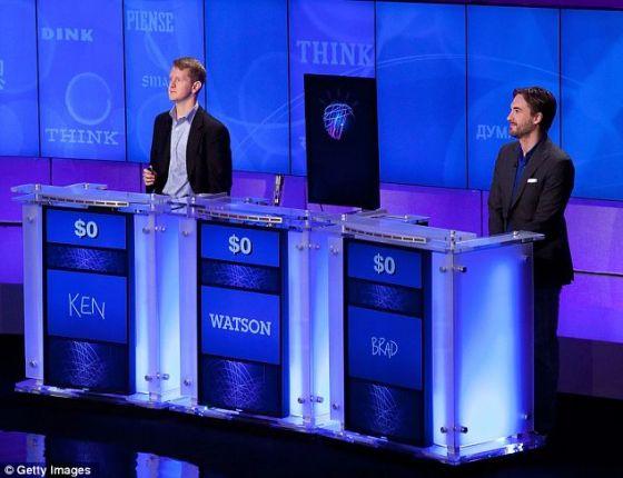 在2011年的《Jeopardy!》竞赛中,肯-詹宁斯和布拉德-拉特对阵IBM的智能电脑Watson AI。由于这台电脑不停说脏话,它的负责人只得被迫把一部分内容从它的内存里删除掉