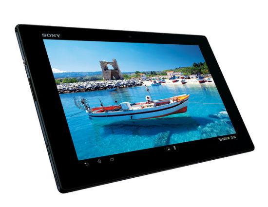 索尼平板电脑Xperia Tablet Z