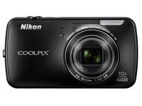 安卓智能相机:尼康S800c