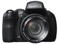大光圈长焦相机:富士HS30EXR
