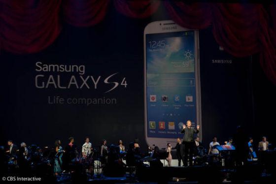 三星Galaxy S4的盛大发布会其实是一场与谷歌的分手彩排
