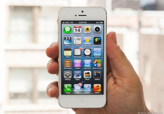 过去五年时间里,iPhone的用户界面并未发生大的改变
