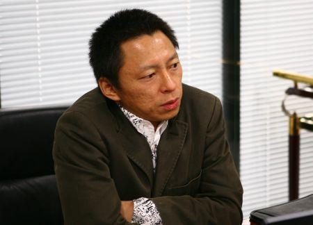 搜狐CEO 张朝阳