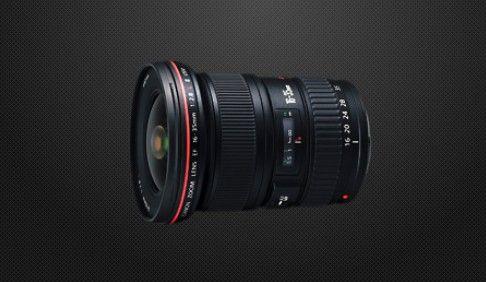 佳能EF 16-35mm