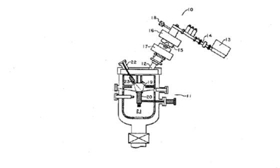"""诉讼涉及专利的美国专利号为5,686,738,涵盖了一种""""高度绝缘单晶氮化镓薄膜""""的方法"""