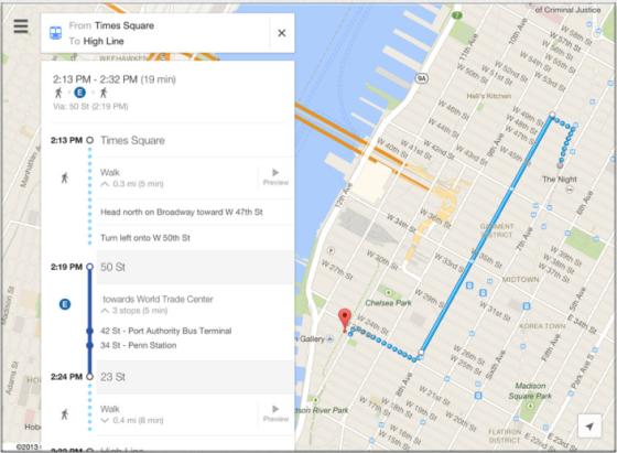 谷歌推出2.0版iOS谷歌地图应用