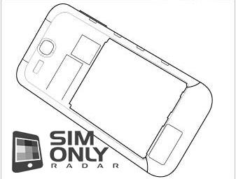 三星Galaxy Note III设计草图曝光