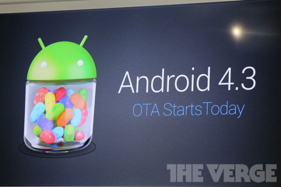 谷歌今日发布第二代Nexus 7  初体验Android 4.3系统