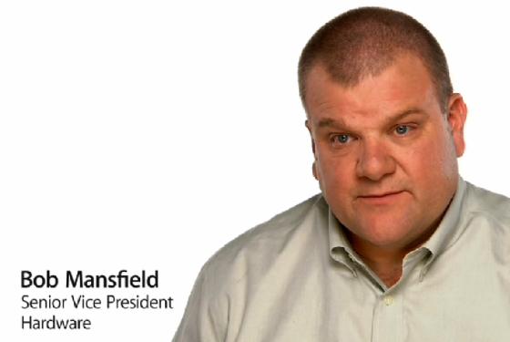 """苹果公司高级副总裁、""""MacBook Air之父""""鲍伯・曼斯菲尔德"""