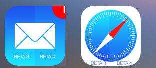 Safari和邮件图标