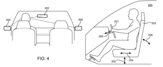 苹果公司申请新专利:用iPhone控制汽车