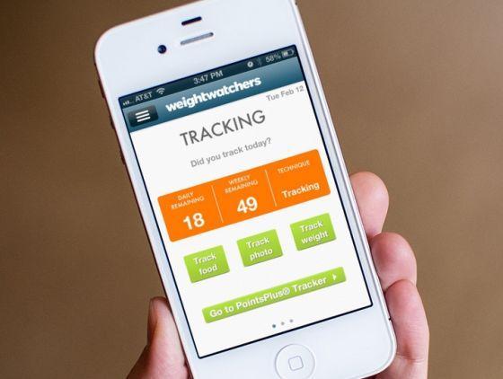 在移动应用的冲击下,WeightWatchers等传统健身服务举步维艰