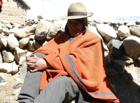 有报道15日称,玻利维亚一名男子1890年出生,如今依然十分健壮。记录显示,他是迄今为止活在世上最老的人。