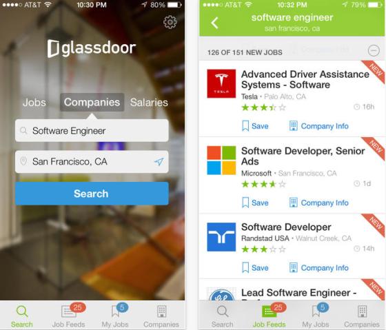 美国雇主评价网站Glassdoor