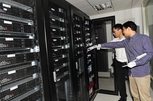世界首台拟态计算机研制成功