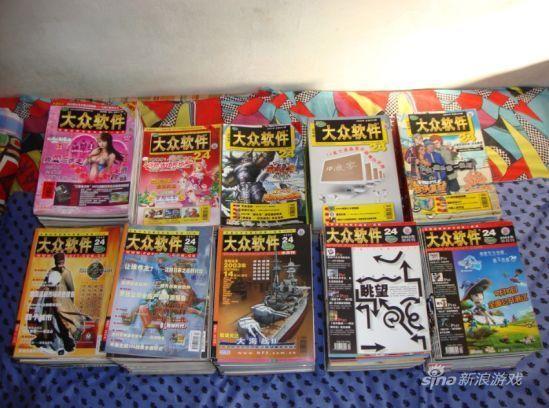 《大众软件》转型:一本游戏杂志和它的时代