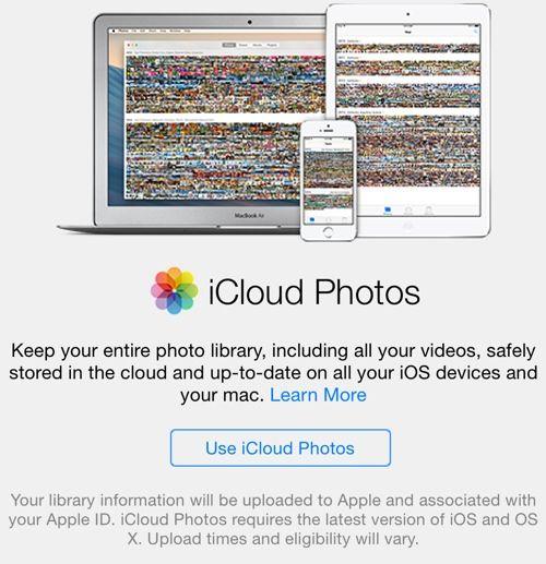 iCloud照片