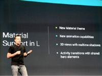 "更新Android手机操作系统:命名""L"""
