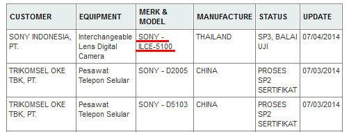 日本Digicame-info网站也认为近期发布A5100的可能性不大