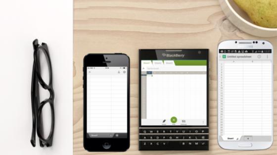 黑莓认为Passport将与平板手机具备相同的革命意义