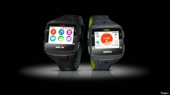 天美时Ironman One GPS+智能手表