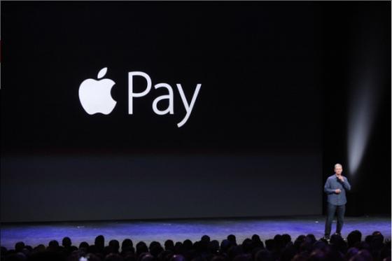 苹果Apple Pay移动支付服务对PayPal构成威胁