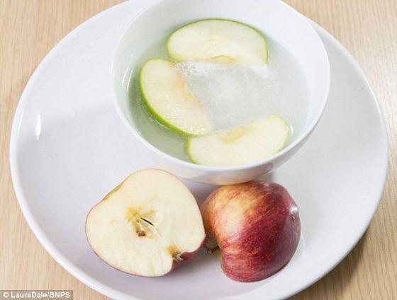 """世界上第一种""""气泡""""苹果已经被培育出来,它在被人吃进嘴巴里时,会嘶嘶产生气泡。这种名叫Paradis"""