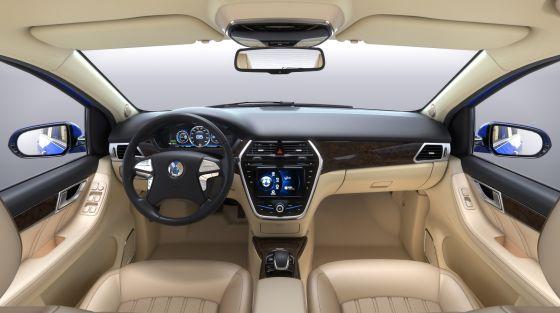腾势电动车试驾体验:续航里程达300公里|汽车