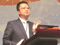 复星集团CEO梁信军:有很大兴趣投资芯片行业