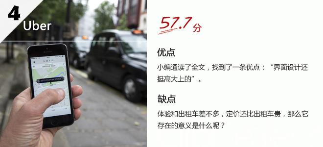 专车服务哪家强:Uber
