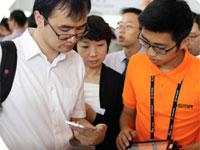 报告显示智能手机年底将占中国市场三分之二