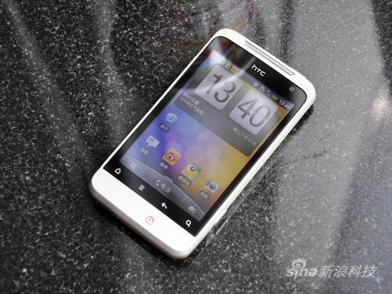 一键分享首款新浪微博手机HTC微客评测