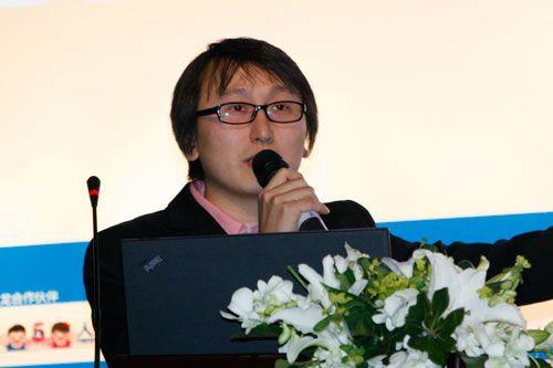 腾讯网络媒体产品部销售服务总监刘曜