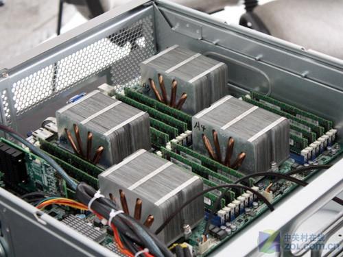 商用 > 正文    熟悉国内服务器产品用户知道,在四路以上服务器产品大