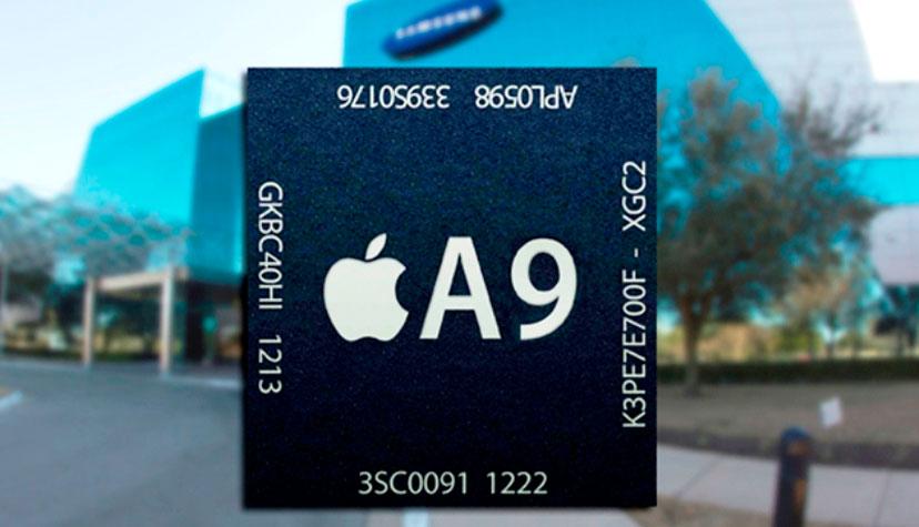 A9处理器将由三星生产?