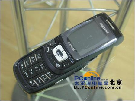 滑盖皇帝三星经典畅销手机D508逼近三千