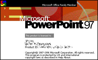 组图:PowerPoint20年生日