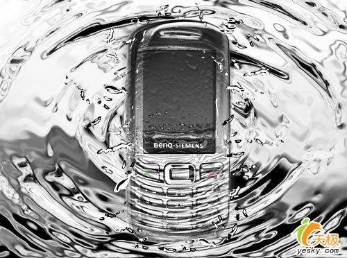体验液态魅力明西小巧直板手机C32评测