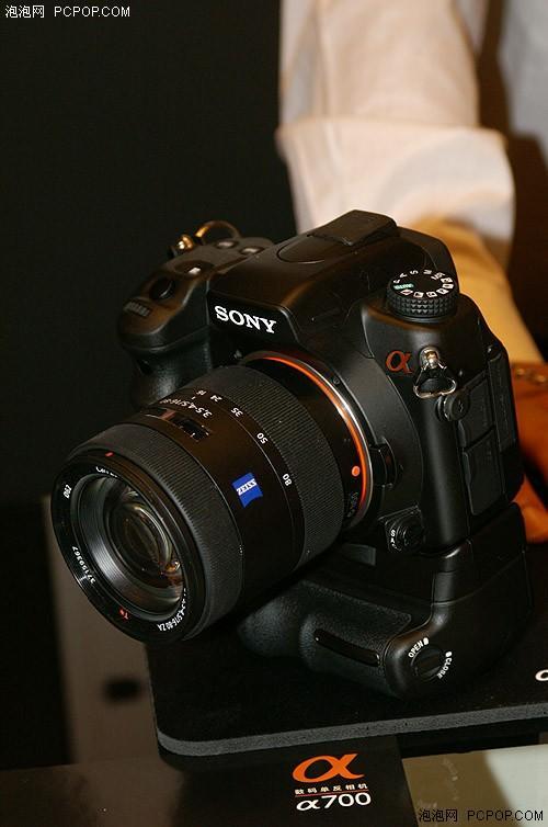 新套装更超值索尼α700配长焦头促销
