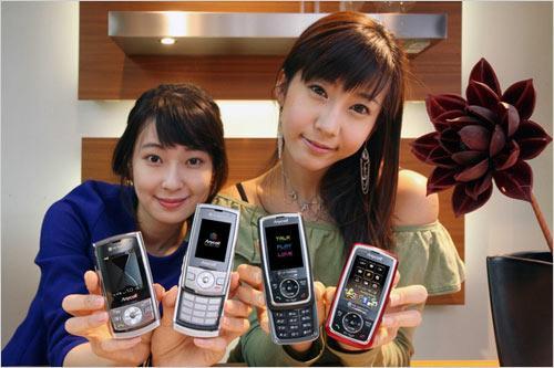 两大韩系巨头联姻LG电信携三星推新机