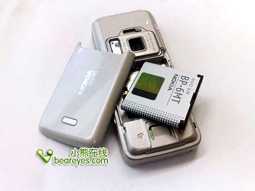GPS拍照全能诺基亚500万像素N82卖4299