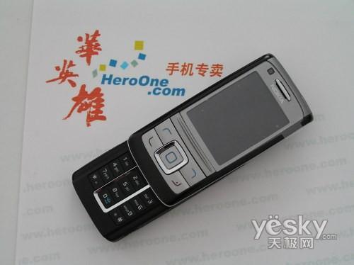 不容错过诺基亚3G滑盖机6280只要1250元