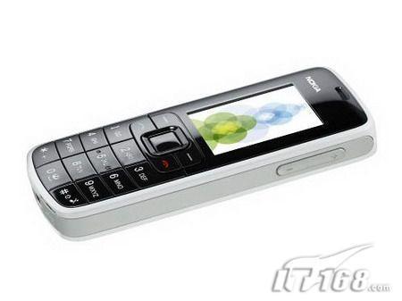 环保概念诺基亚首款绿色手机3110e登场