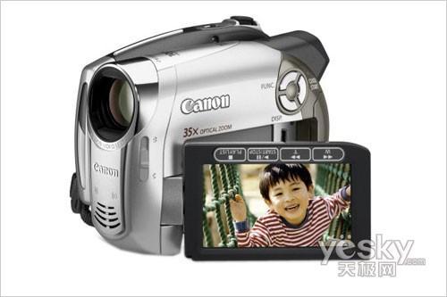 享受即拍即刻的轻松节前光盘摄象机精选(2)