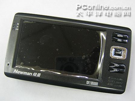 硬盘MP4它最值40G纽曼M6000惊爆999元