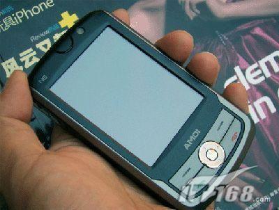 GPS导航专家夏新大屏智能机N6仅售2199