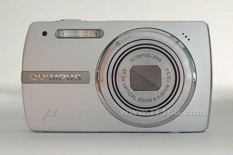 5倍光学变焦奥林巴斯μ820送卡只要1999