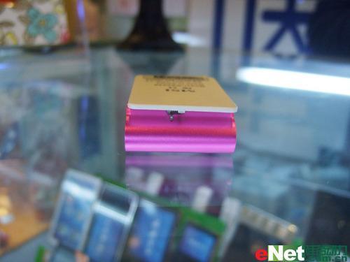 袖珍型的MP3播放器微星S5550/1GB仅199